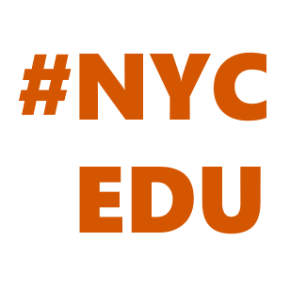 #NYCEDU logo transparent square