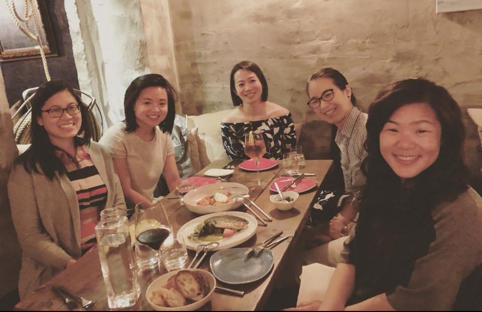 Asian American Women's Dinner